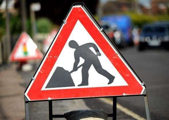 Roadworks are planned on a busy Lynn route.