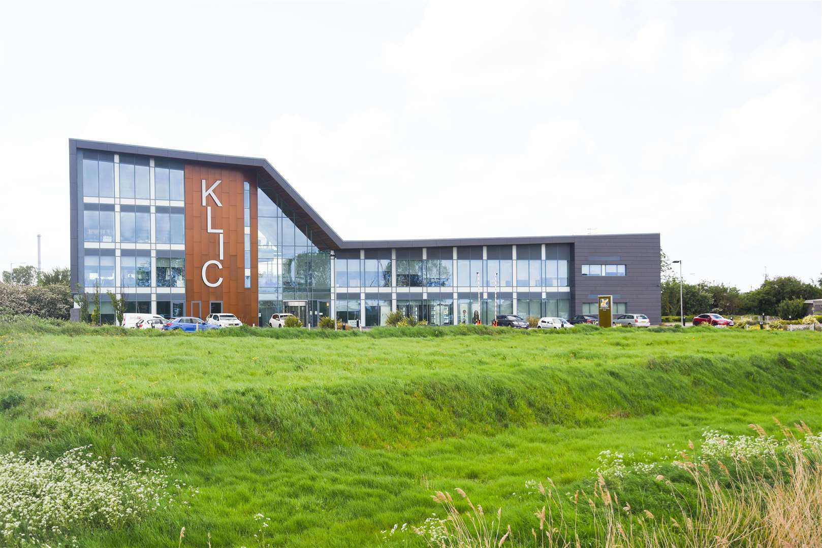 The King's Lynn Innovation Centre on Nar Ouse Way.. (44207587)