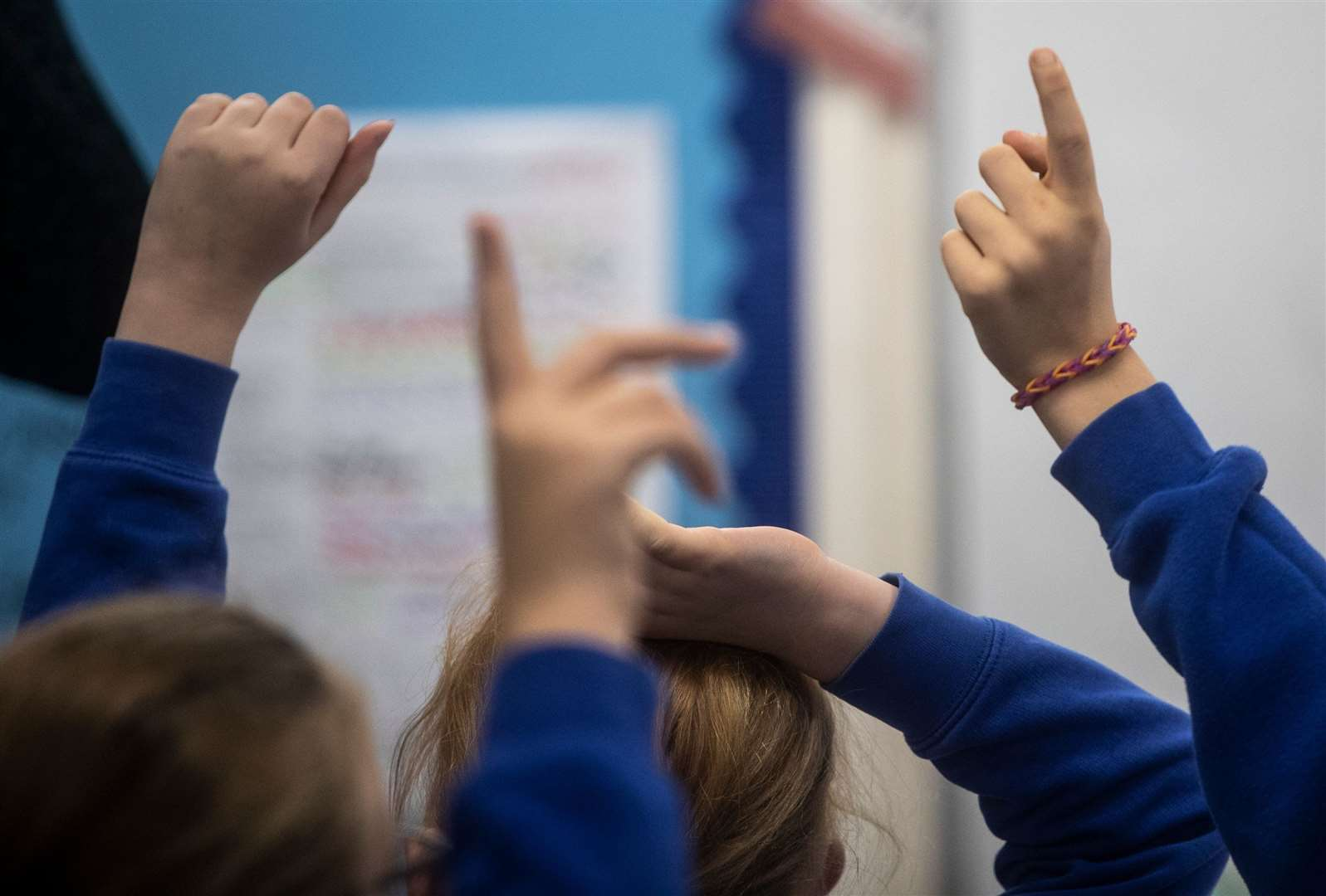 The school holidays is thought to have helped keep cases low since restrictions were eased in July