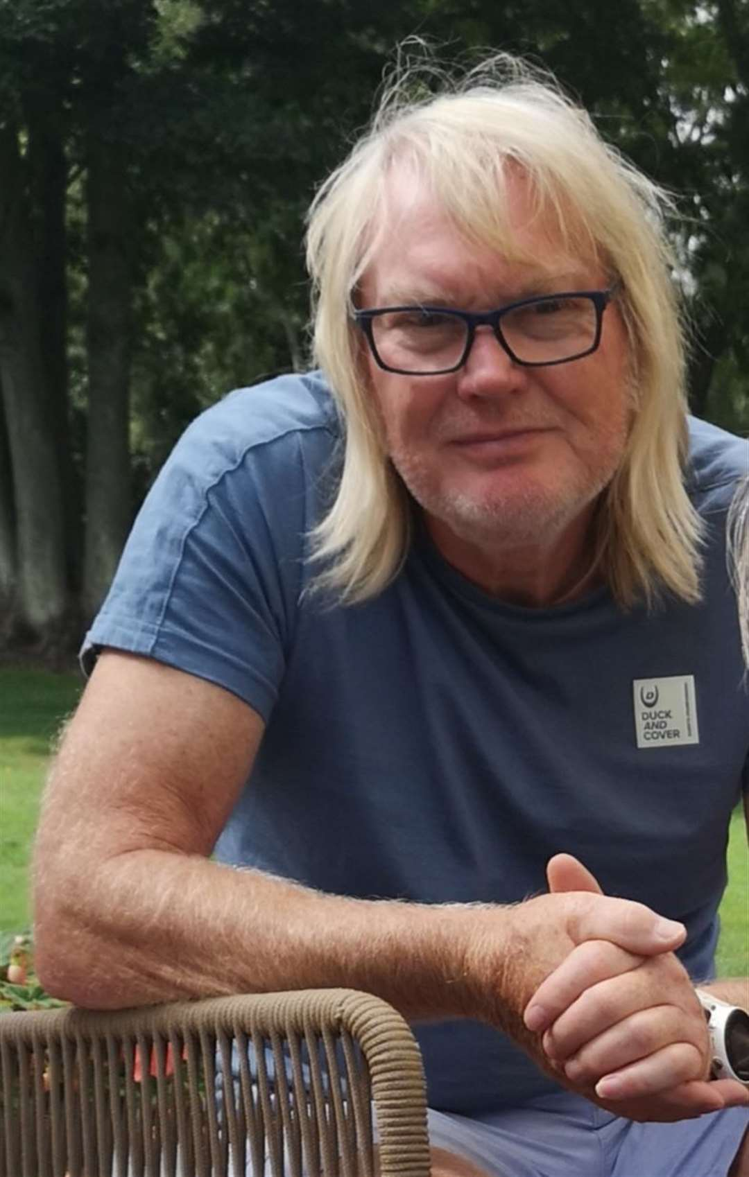 Former West Norfolk Council executive director Chris Bamfield was reported missing in November