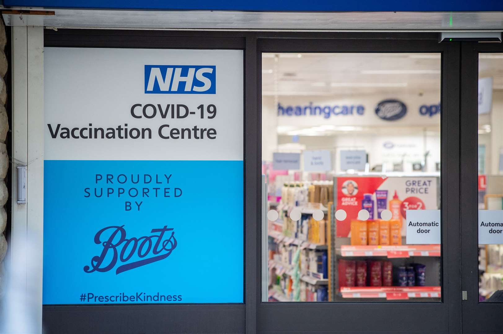 Boots says it will also continue to support the NHS throughout winter with Covid-19 injections