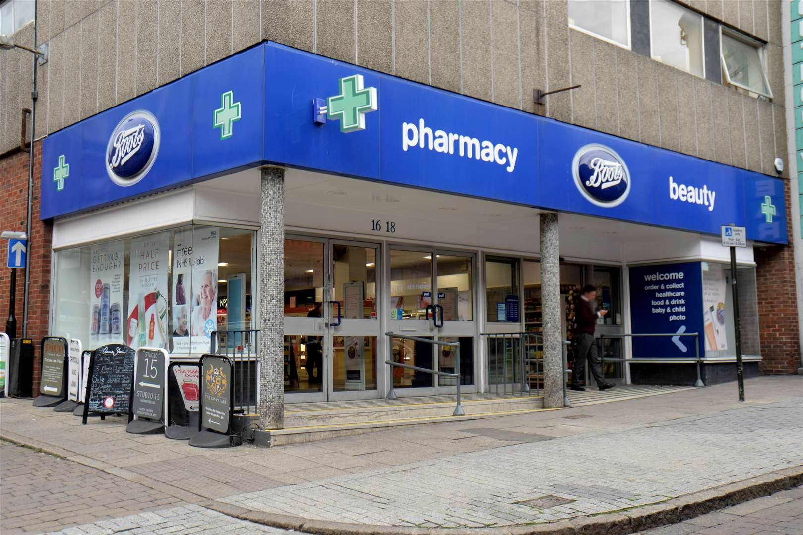 Appointments at Boots stores across the UK are now available to book for September onwards