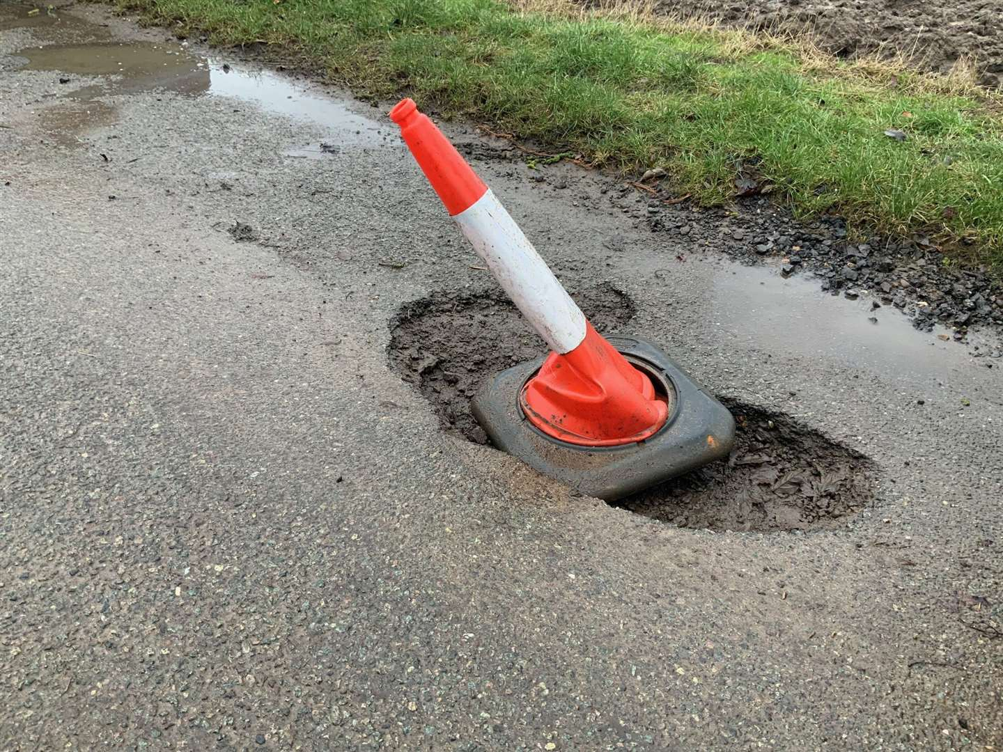 The AA says a widespread effort is needed to fix 'crumbling streets'