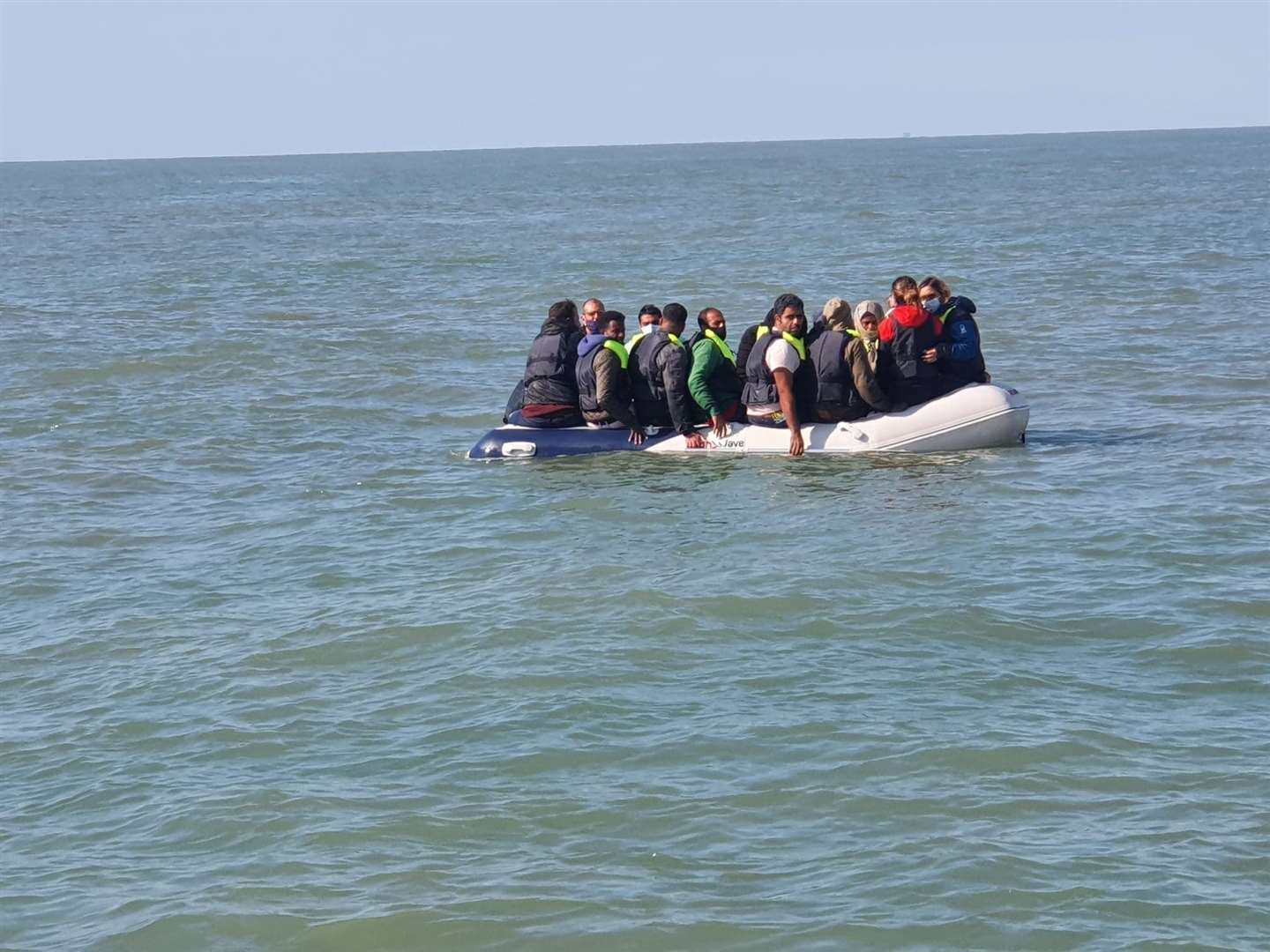 Campaigners saying any attempts to push back boats would be in breach of international law