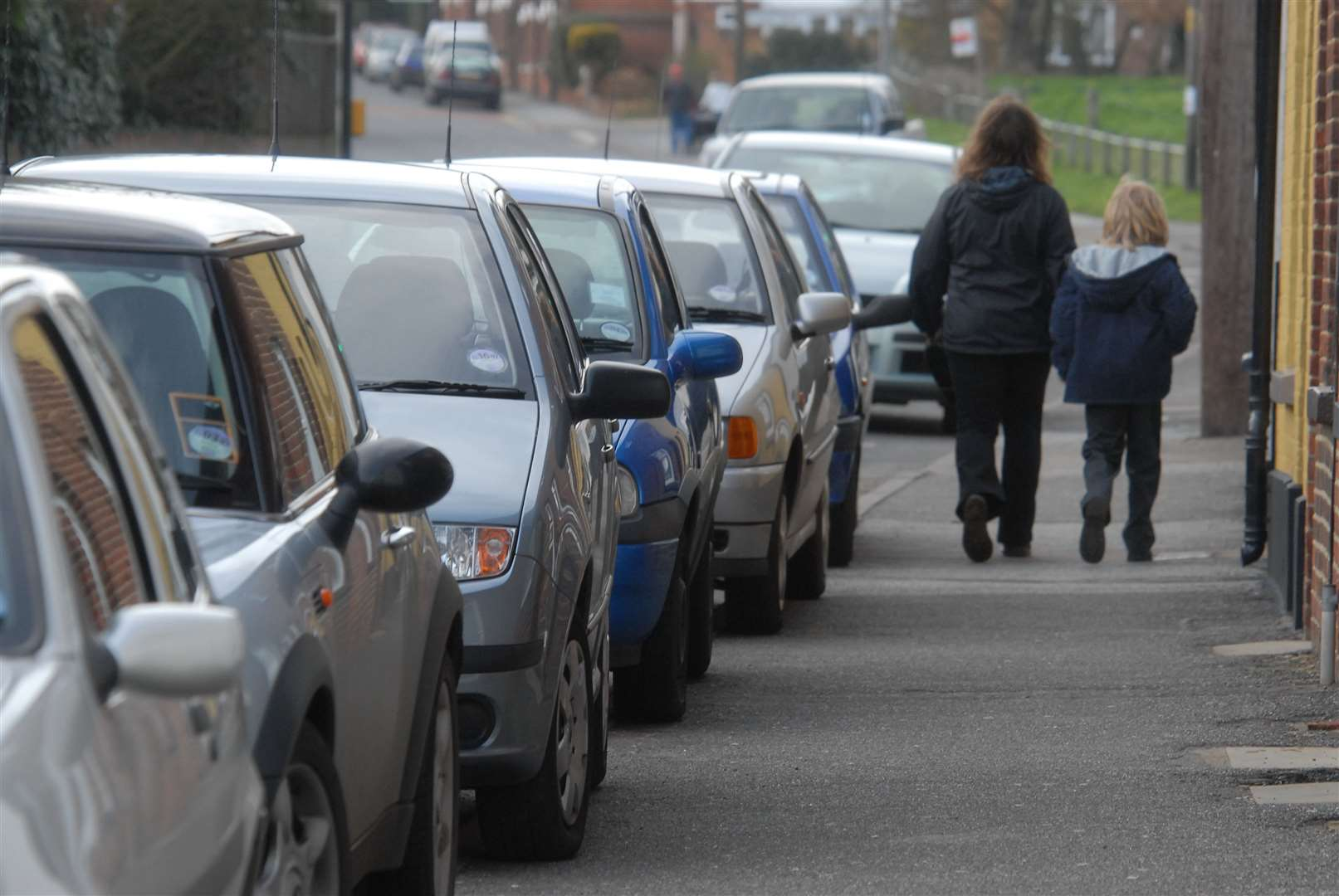 Research suggests cars are parked for, on average 23, hours a day