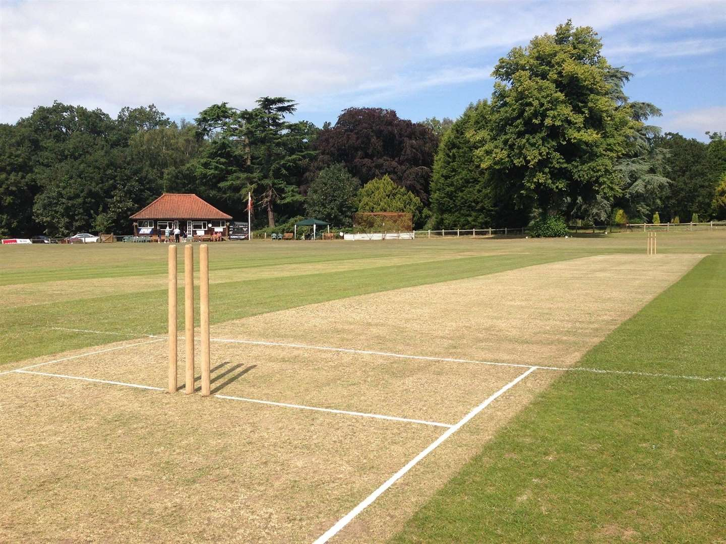 The picturesque surroundings at Sandringham Cricket Club. (50094324)