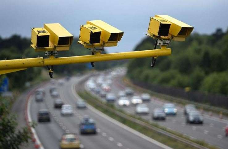 Speed cameras (pictured) have long been a fixture on motorways but new auto-detection cameras are also now picking up offences.
