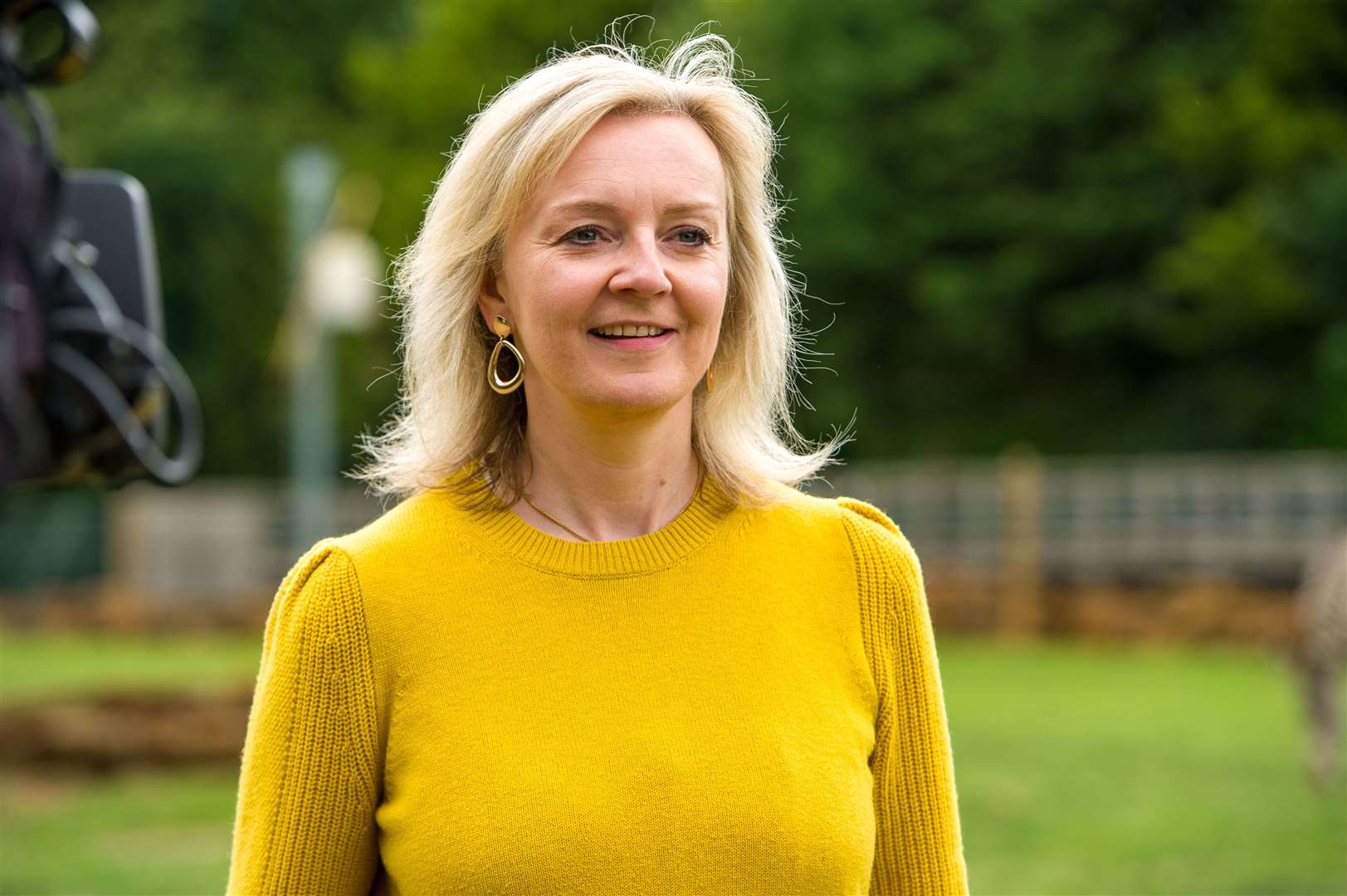 Liz Truss MP has welcomed the news of £1.5m funding for the QEH.Picture: Mark Bullimore Photography