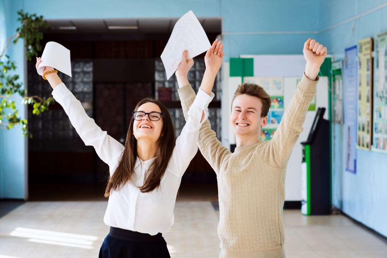A-level results day 2021 will take place on Tuesday, August 10. (50031420)