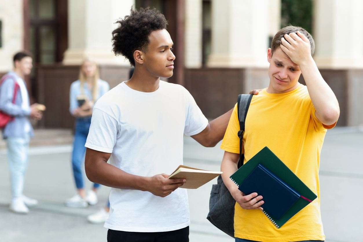 A-level results day 2021 will take place on Tuesday, August 10. (50031412)