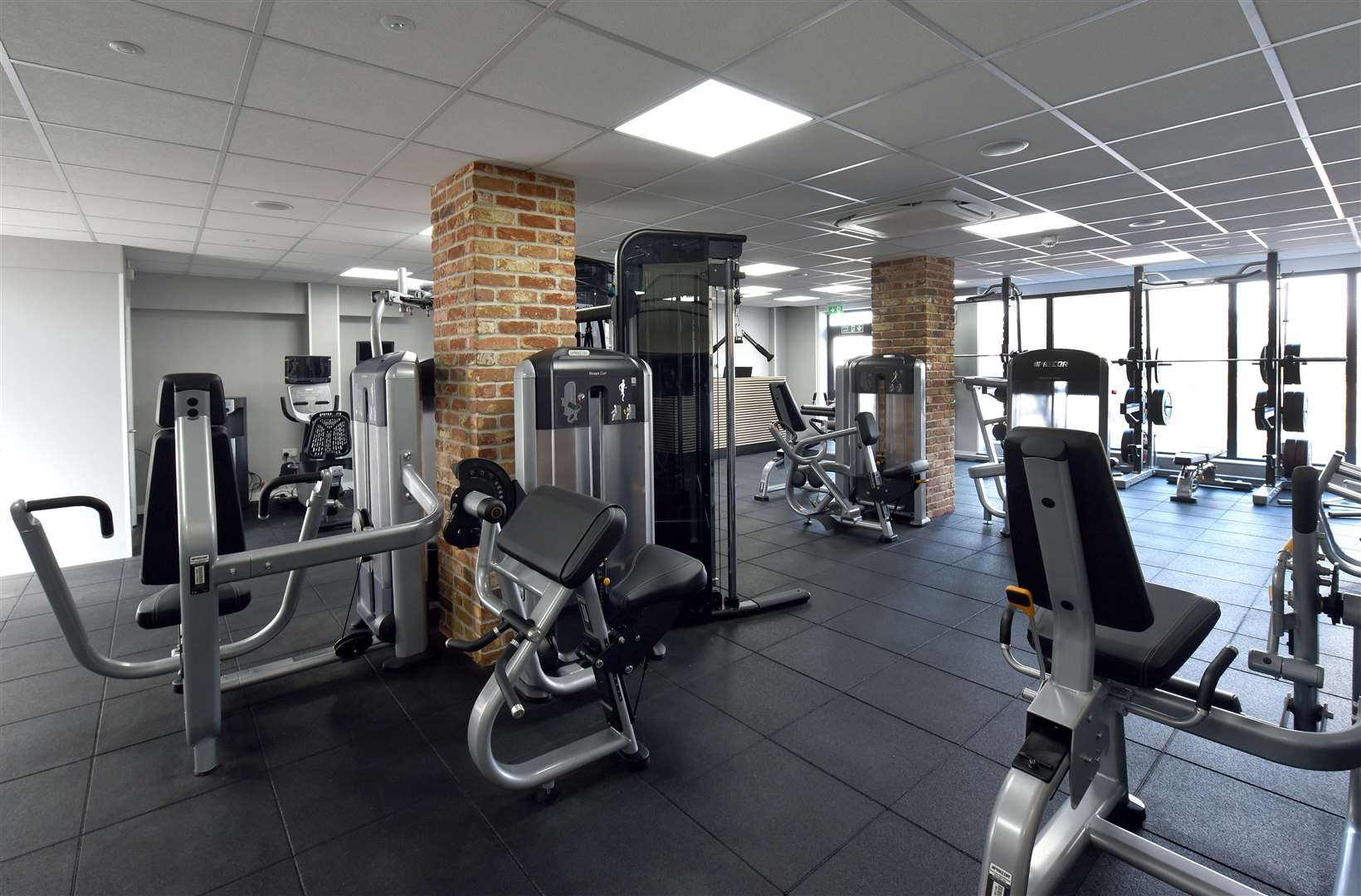 New Fitness Business Opens on the North Lynn Industrial Estate King's Lynn..Just4YouFitness. (46071961)