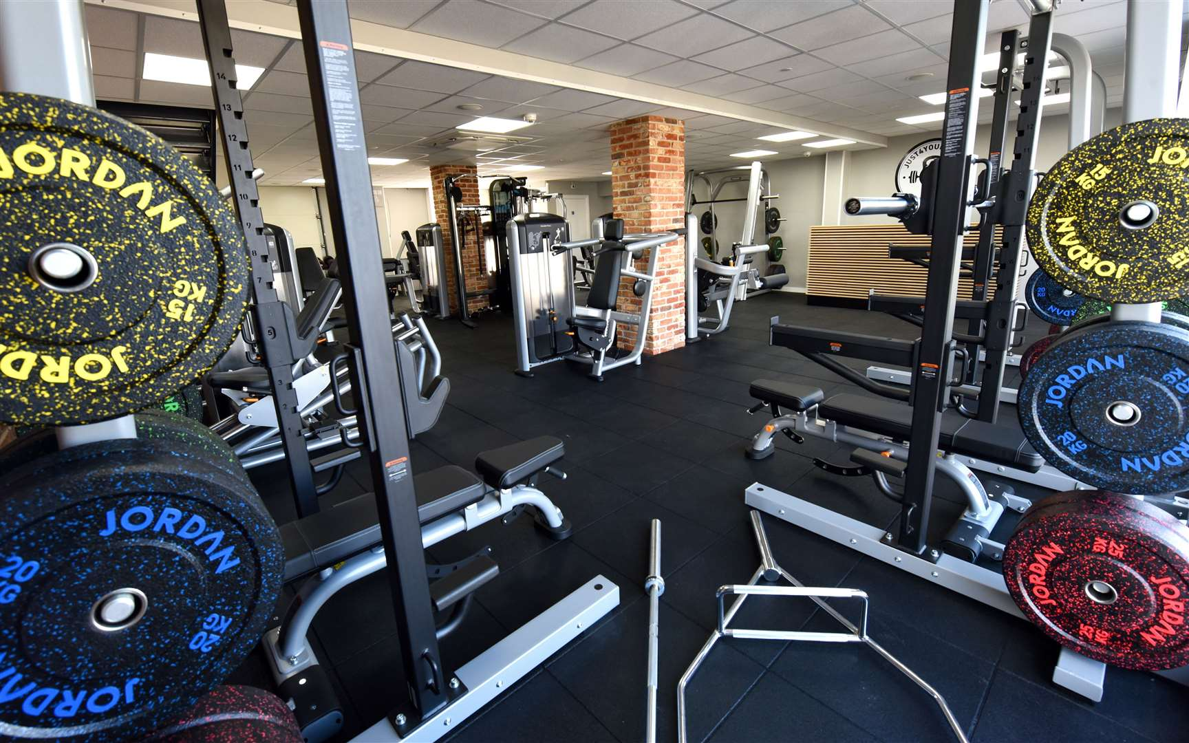 New Fitness Business Opens on the North Lynn Industrial Estate King's Lynn..Just4YouFitness. (46071962)