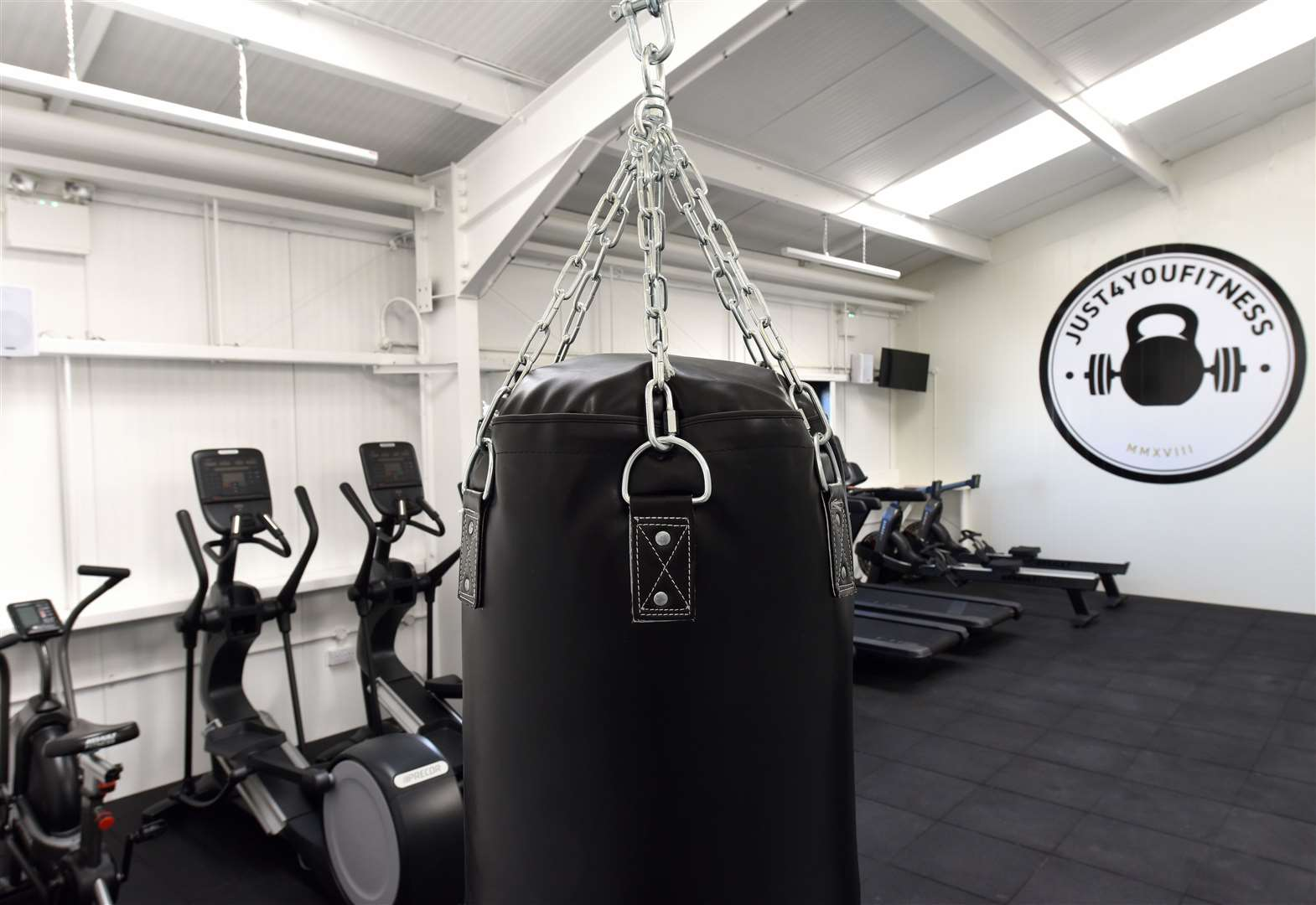 New Fitness Business Opens on the North Lynn Industrial Estate King's Lynn..Just4YouFitness. (46072194)