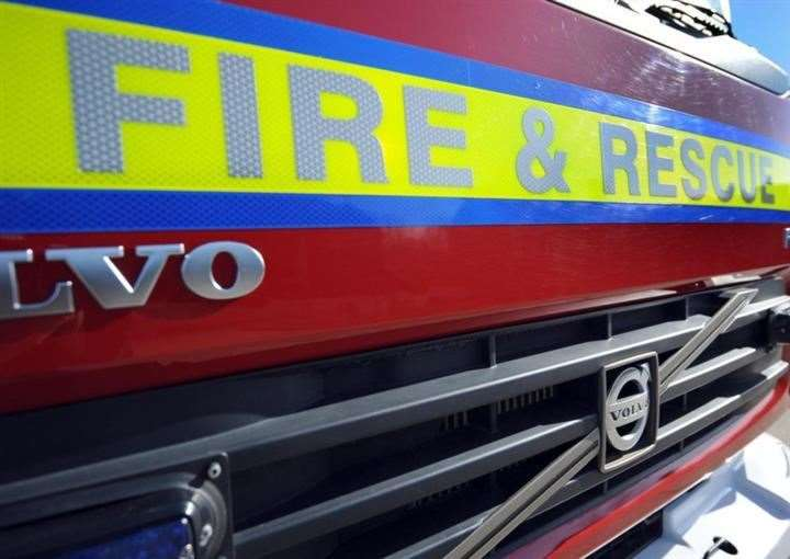 Firefighters were called to a gas leak in North Lynn last night.