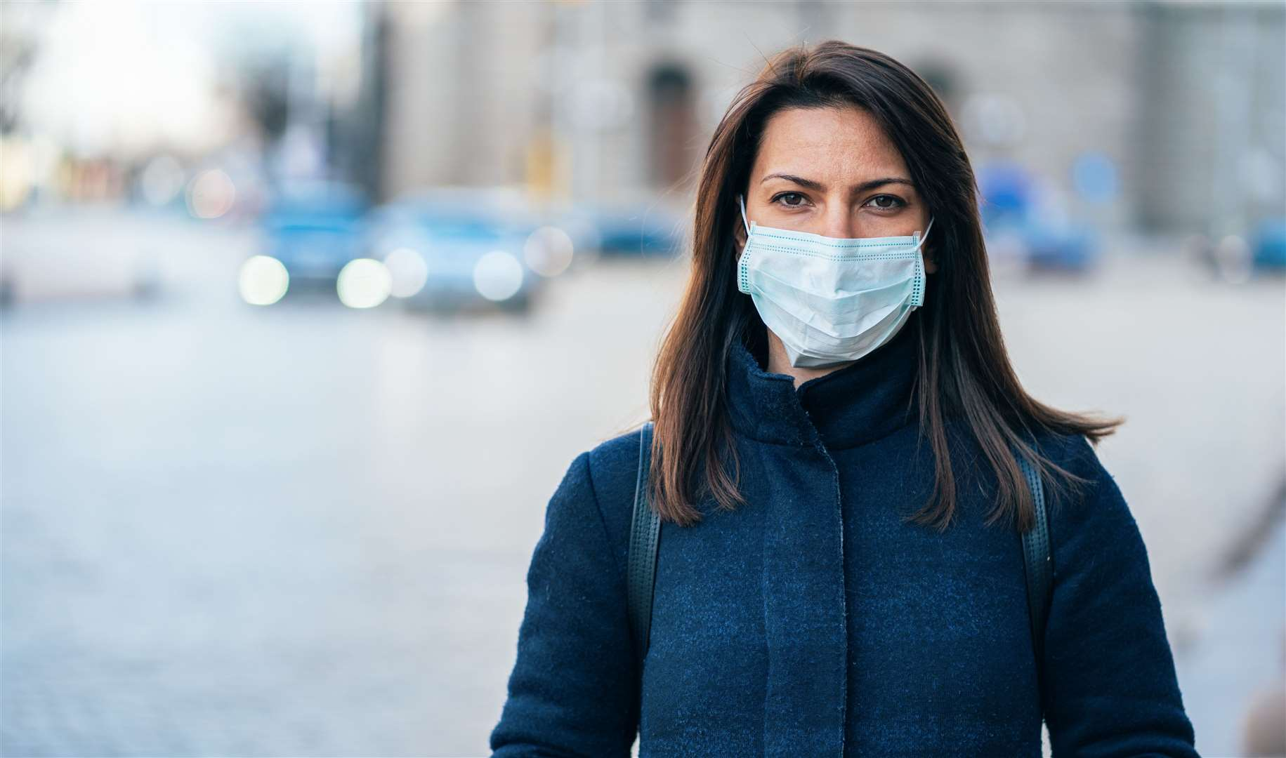 The Government is still encouraging people to wear face masks in crowded areas