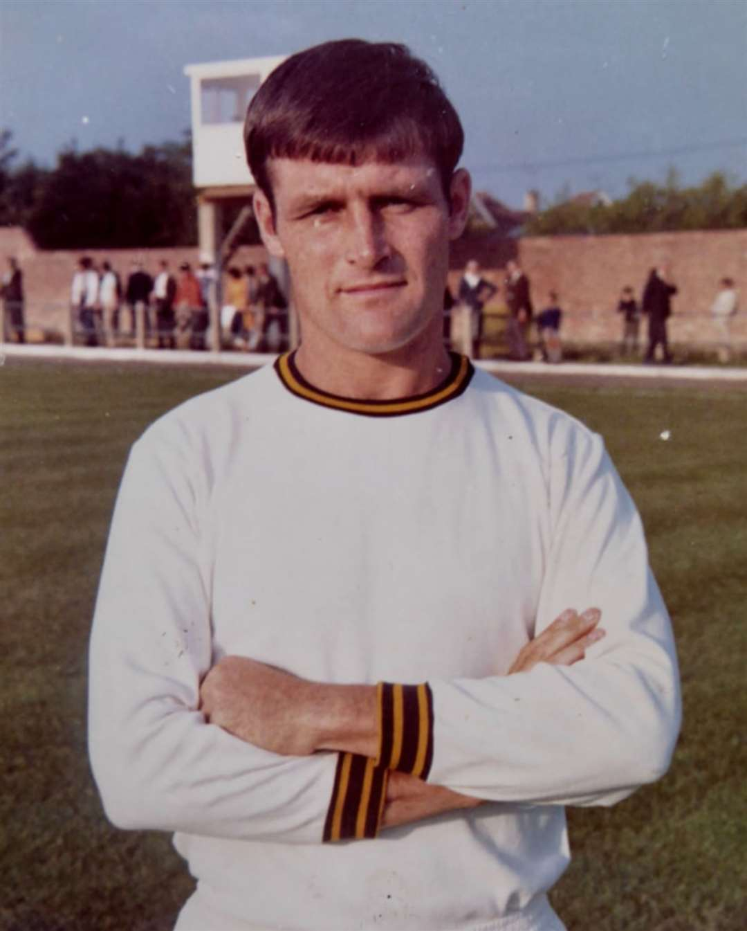 Malcolm Lindsay when he played for Cambridge United. (51955681)