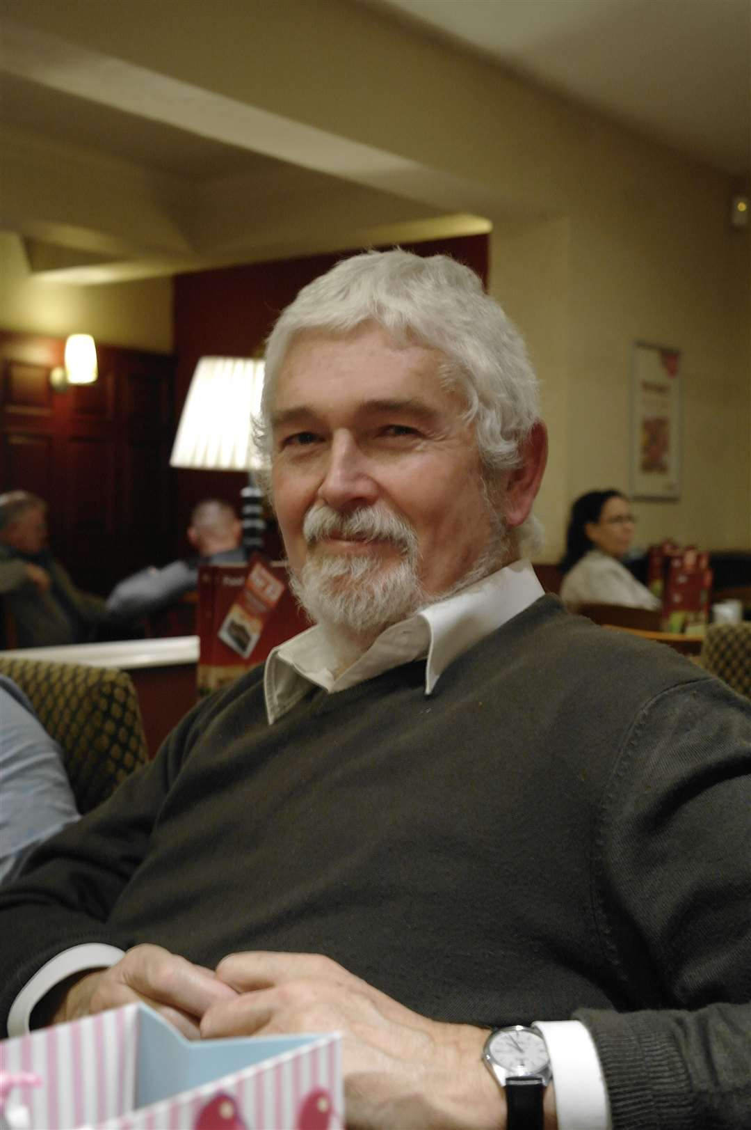 Lynn resident Kenneth Symonds feels let down by the government's Green Homes Grant Scheme promise. Picture: SUBMITTED