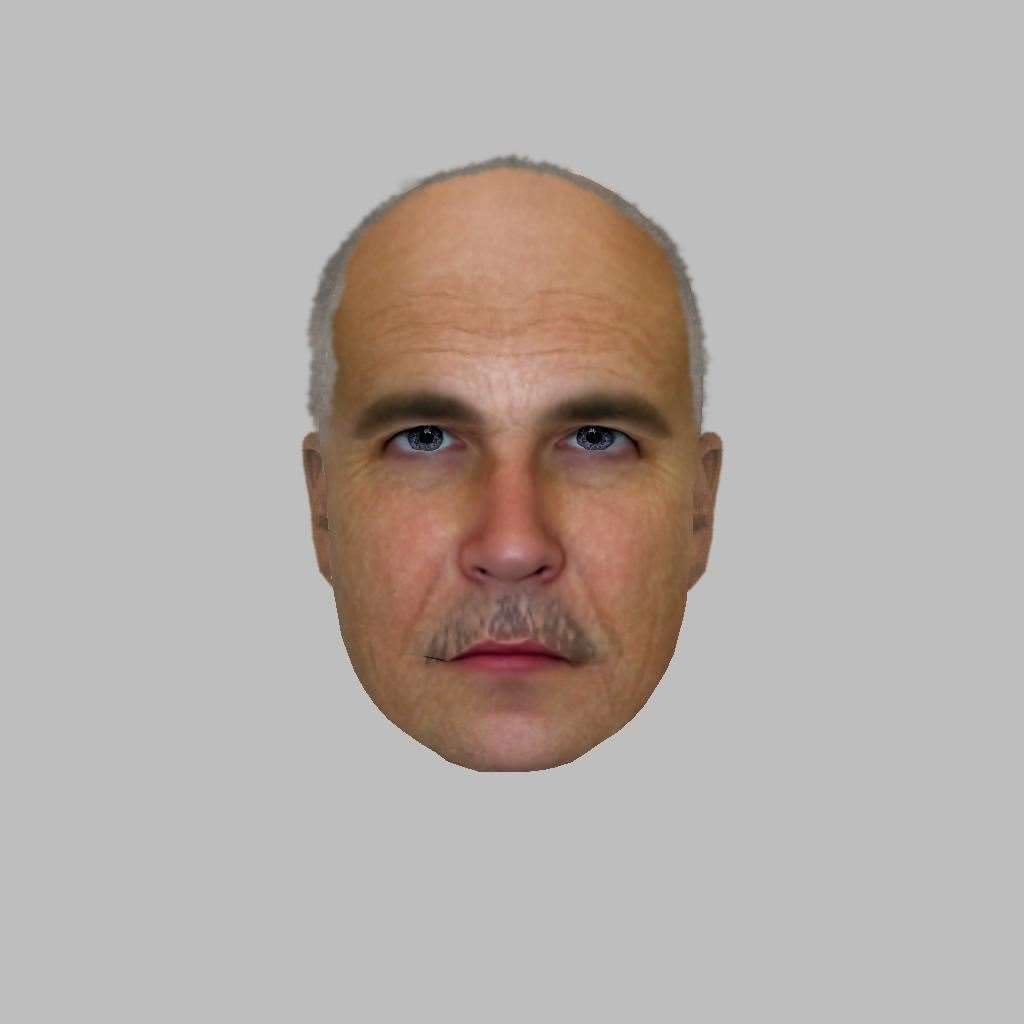 Police have released this e-fit of a man they want to trace in connection with their investigation into the rape of a teenage girl (45238391)