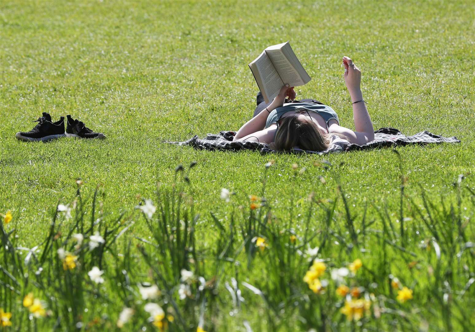 The hot weather is expected to hit the heatwave threshold - when high temperatures are sustained for three days.
