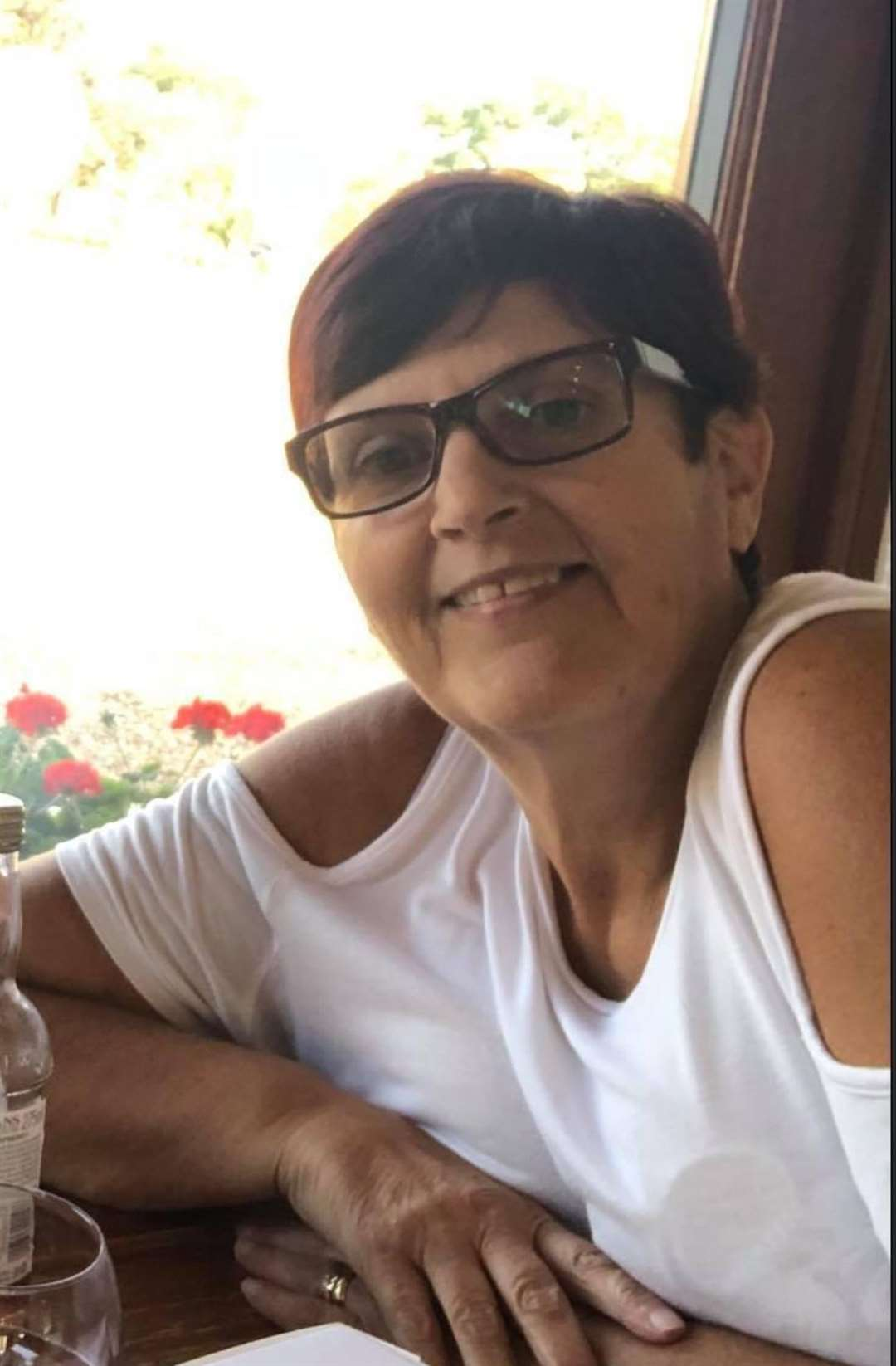 Ex-Primary teacher Sally Bailey, 58. Picture: SUBMITTED