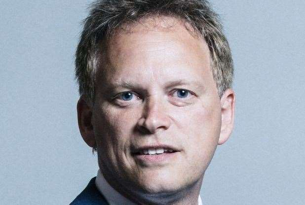 Transport Minister Grant Shapps is holding talks today