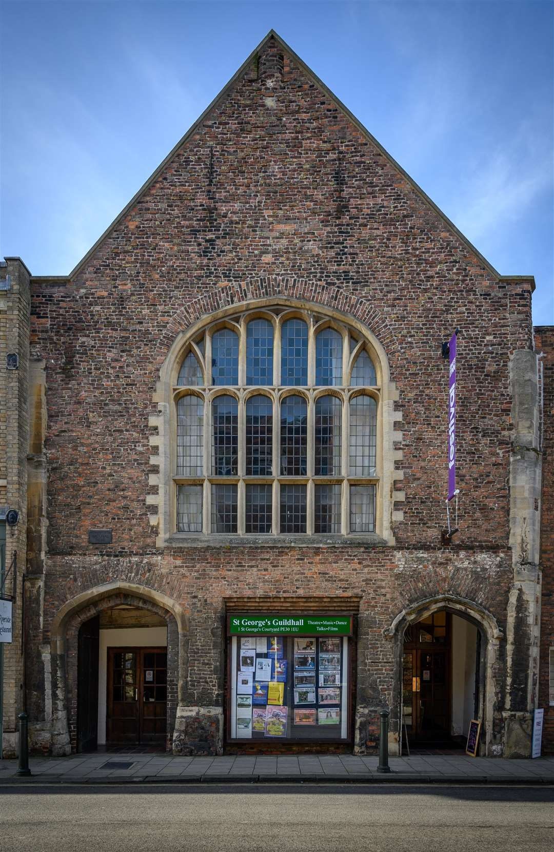 The St George's Guildhall in King Street, King's Lynn (45034407)