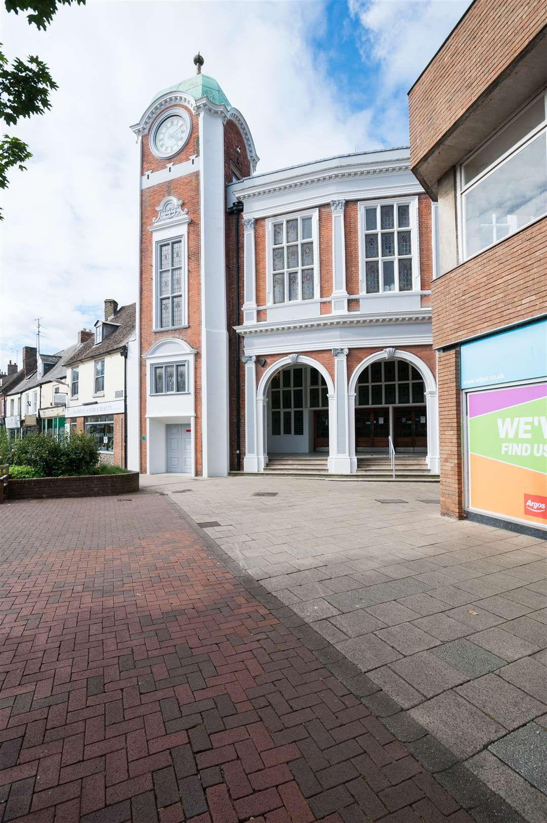 The Majestic Cinema in King's Lynn will be reopening soon.. (39431633)