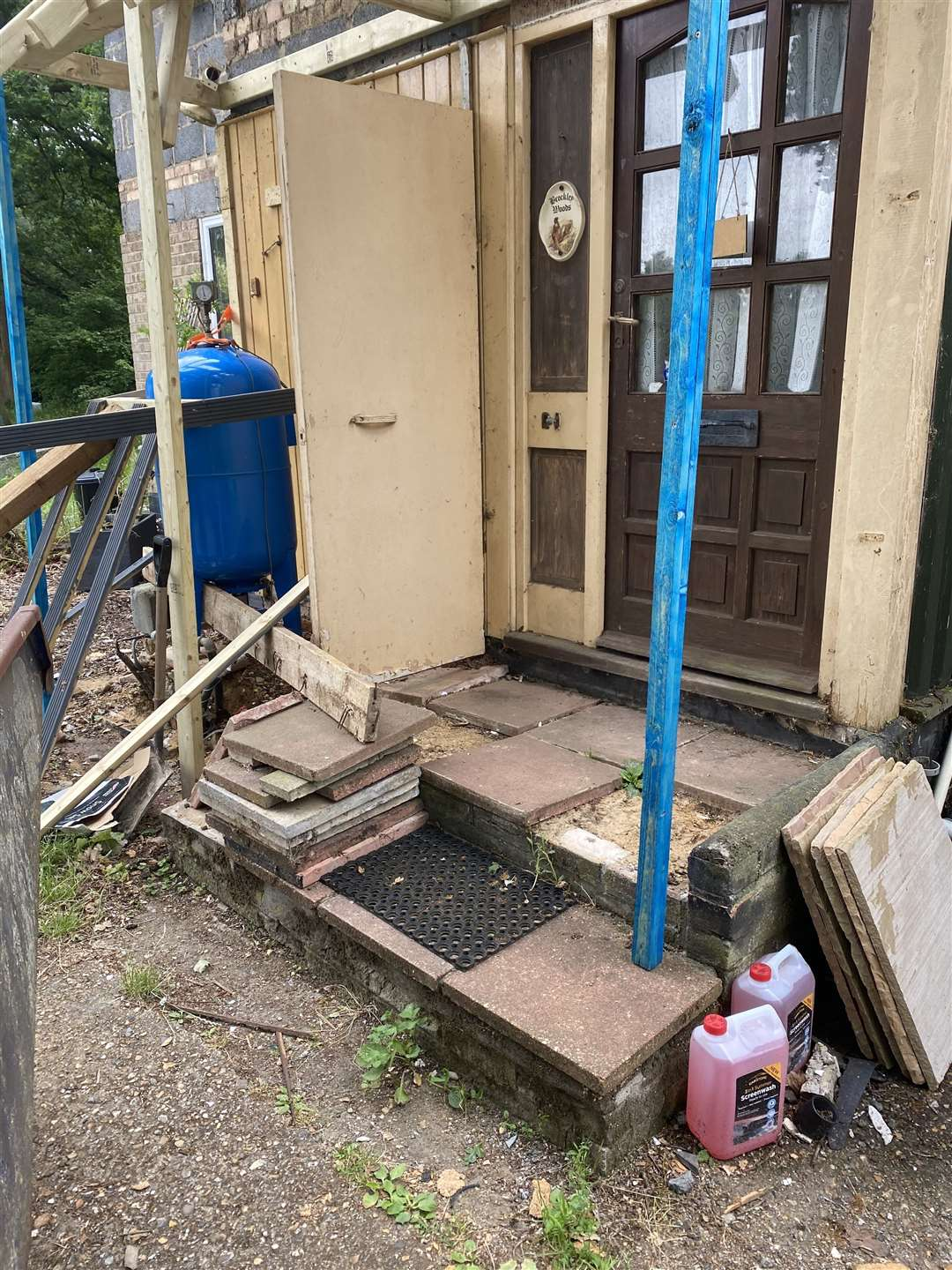 This was one of the homes affected by Wesley Theobald's conduct (44671550)