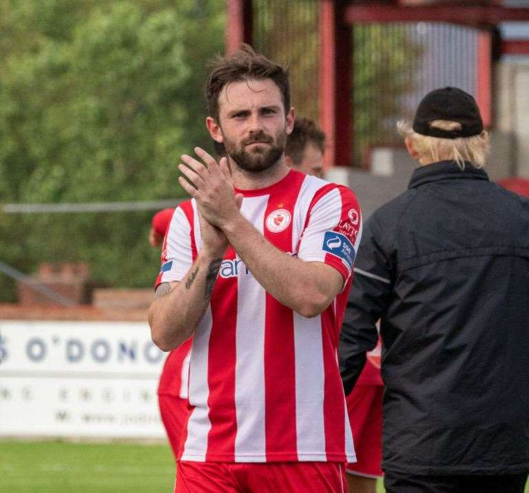 Kyle Callan-McFadden has completed his move to King's Lynn Town. Picture: Sligo Rovers (43133992)