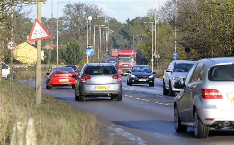 Officials say the agreement will strengthen the case for a relief road to ease demand on the A10.