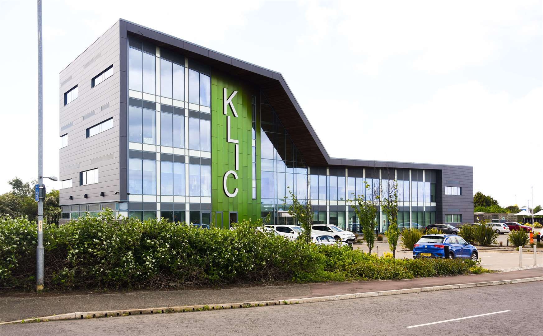 The King's Lynn Innovation Centre on Nar Ouse Way. Picture: Ian Burt
