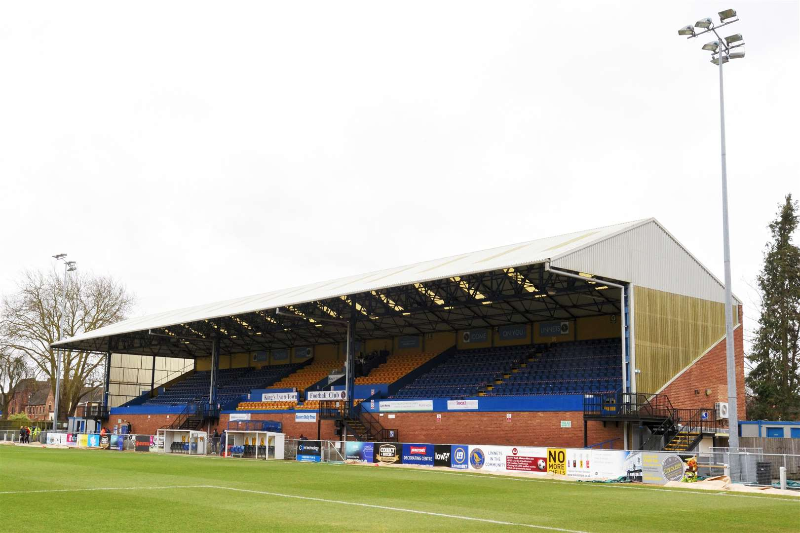 The Walks - home of the Linnets. Picture: Tim Smith (44216849)