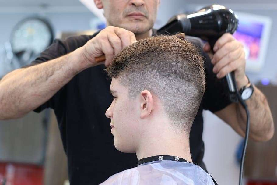 Barber shops will be able to reopen from Monday. Stock image: Pxfuel