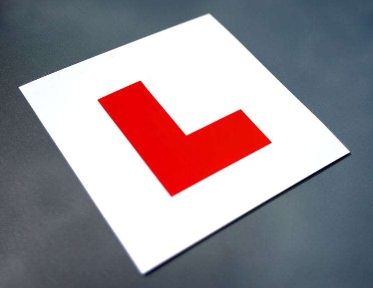 From Monday, driving lessons with professional instructors can resume. Stock image: PA