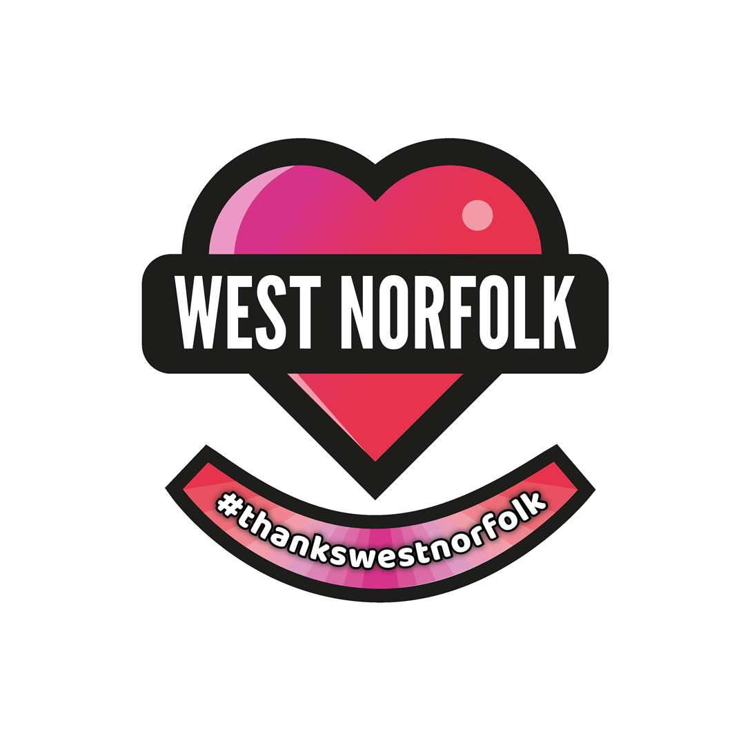 Love West Norfolk Day says thanks! (44370491)