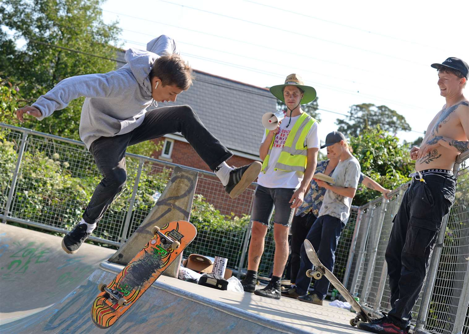 A campaign to establish a new skatepark in Lynn is getting more support