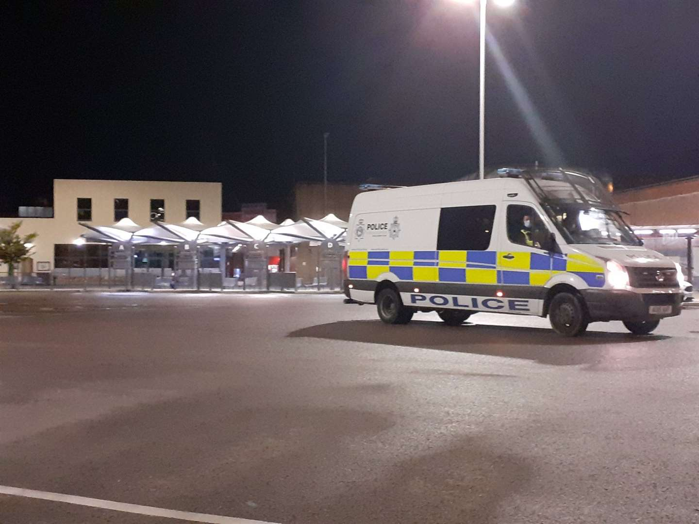 A 32-year-old man has been arrested. Picture: King's Lynn Police
