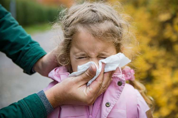 Hayfever sufferes have reported symptoms worse than normal this year