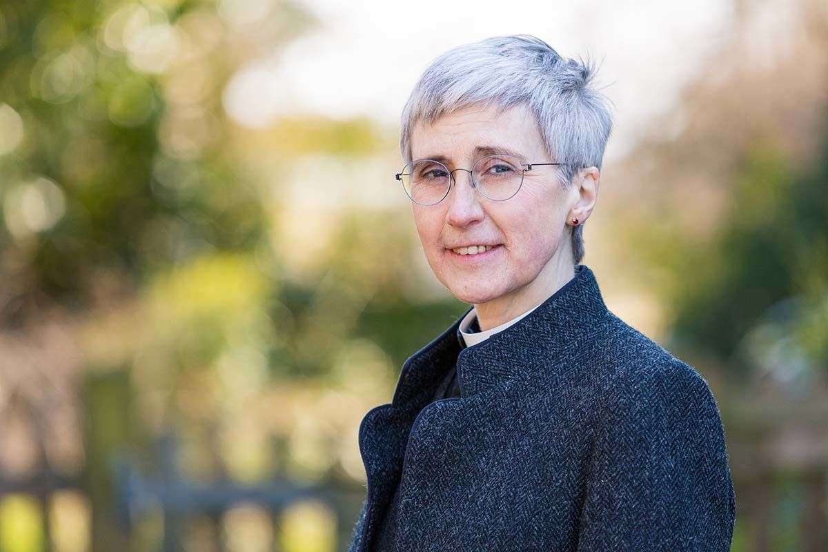 The Venerable Dr Jane Steen, who has been appointed as Lynn's first woman Bishop (46619663)