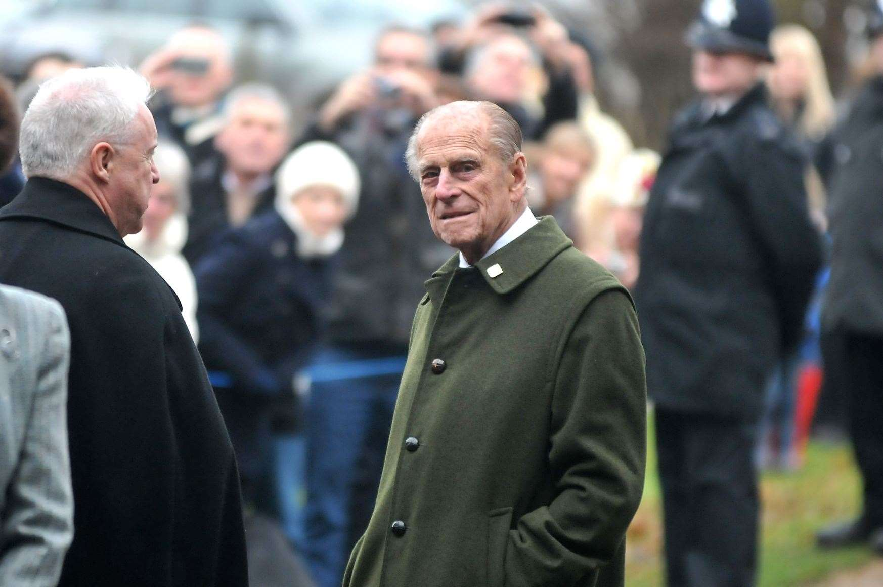 Prince Philip, who has died aged 99.