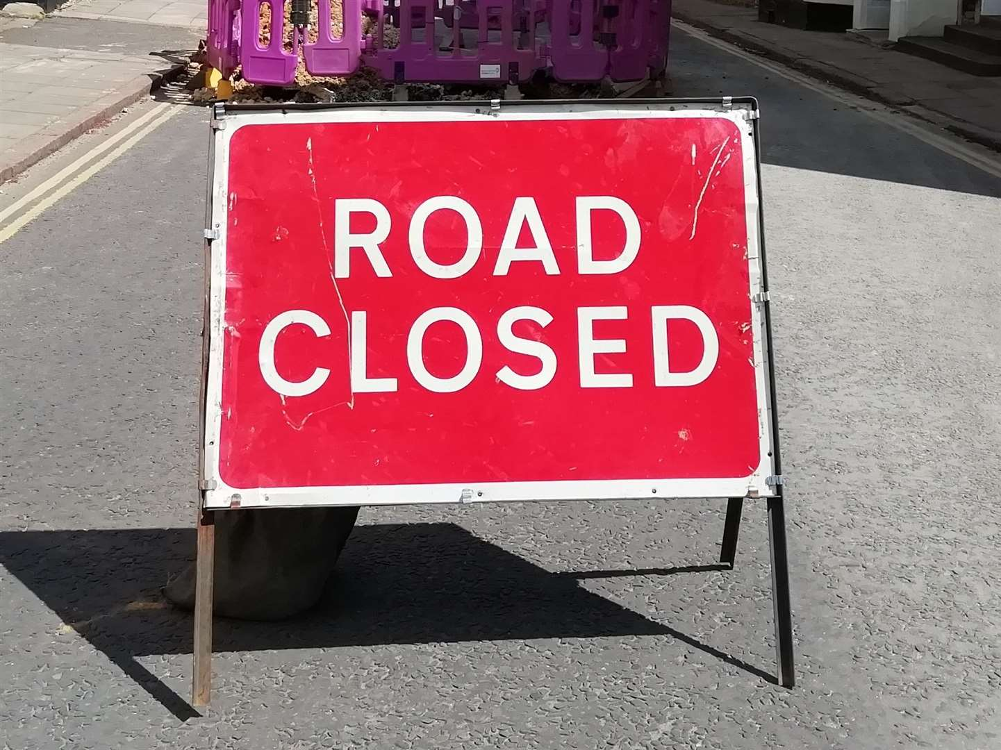 Suffolk roadworks, diversions and closures. (51513899)
