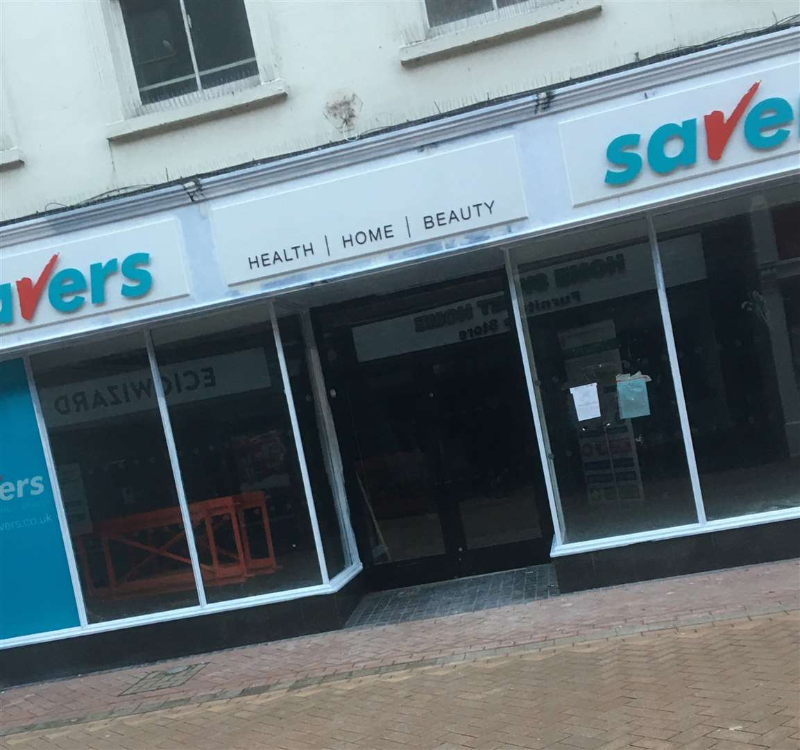 The new Savers store down Lynn's High Street which will open its doors on March 26. (45034823)