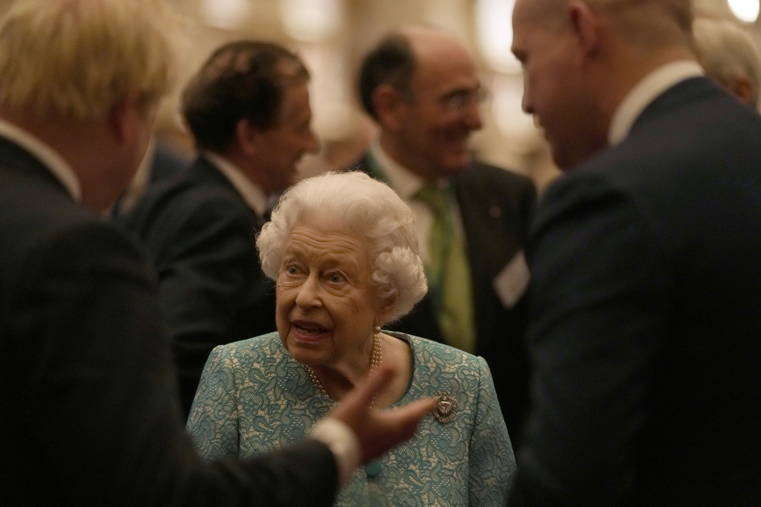 Queen spent night in hospital for preliminary investigations after rest orders