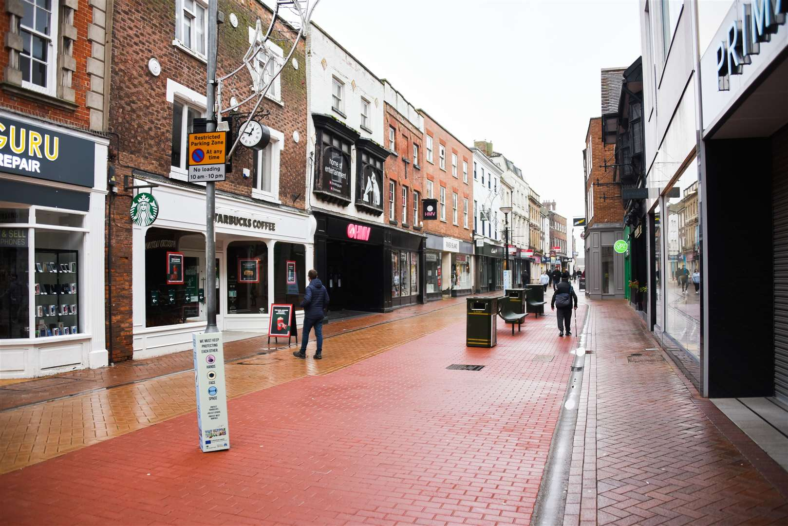 A bid for millions of pounds to help regenerate Lynn has been turned down.