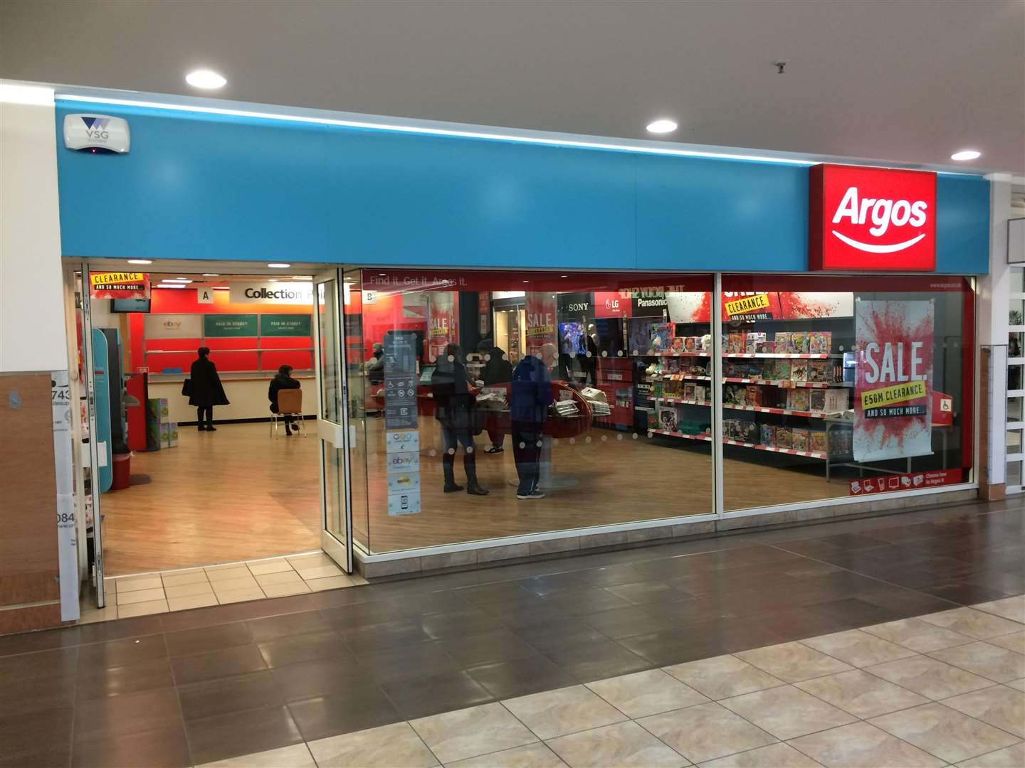 Argos, which is owned by Sainsbury's, will also stay shut on Boxing Day