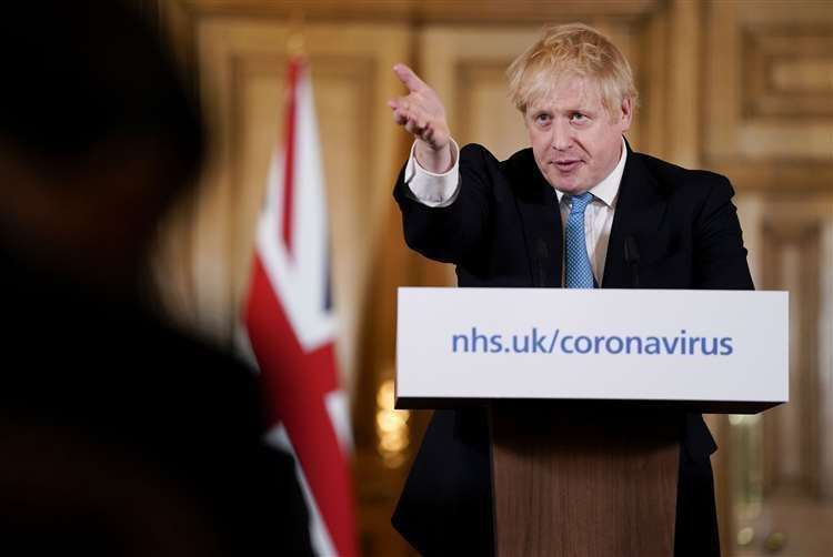Prime Minister Boris Johnson is under pressure from his own MPs to set out more details on lifting lockdown