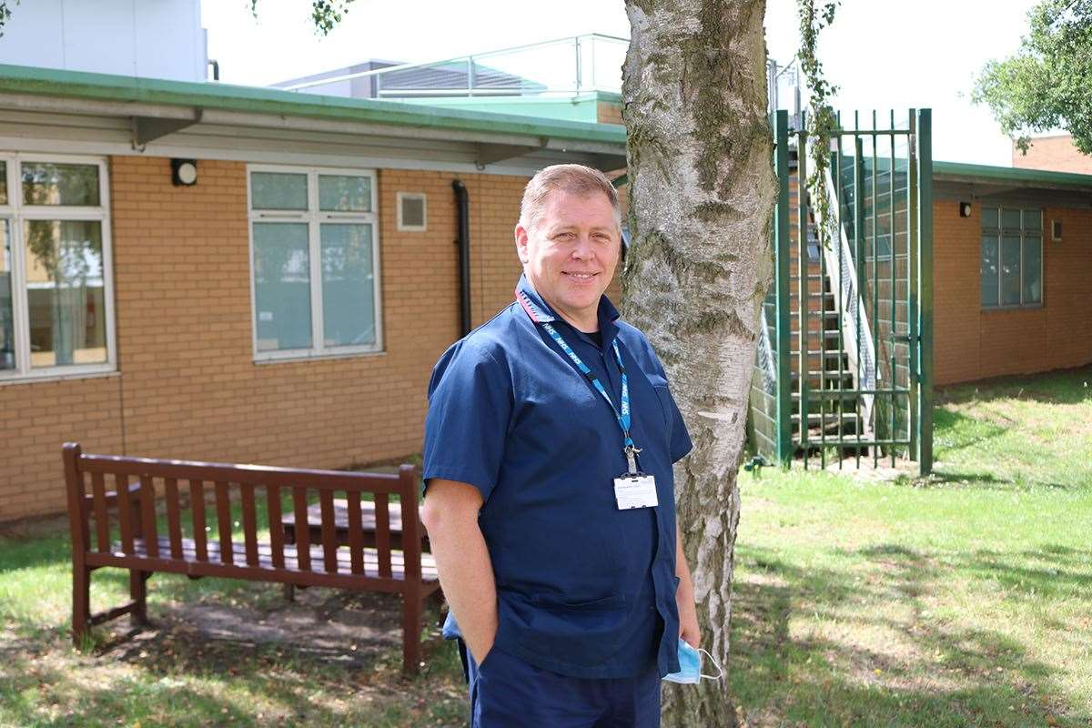 Adrian Debney is to take up a senior role at Lynn's new School of Nursing (43946932)