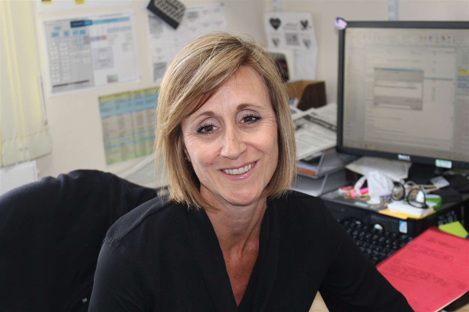 Karen McGuire, who has been appointed as the new Deputy Chief Nurse, Operations and Patient Experience, at Lynn's Queen Elizabeth Hospital. (43946895)
