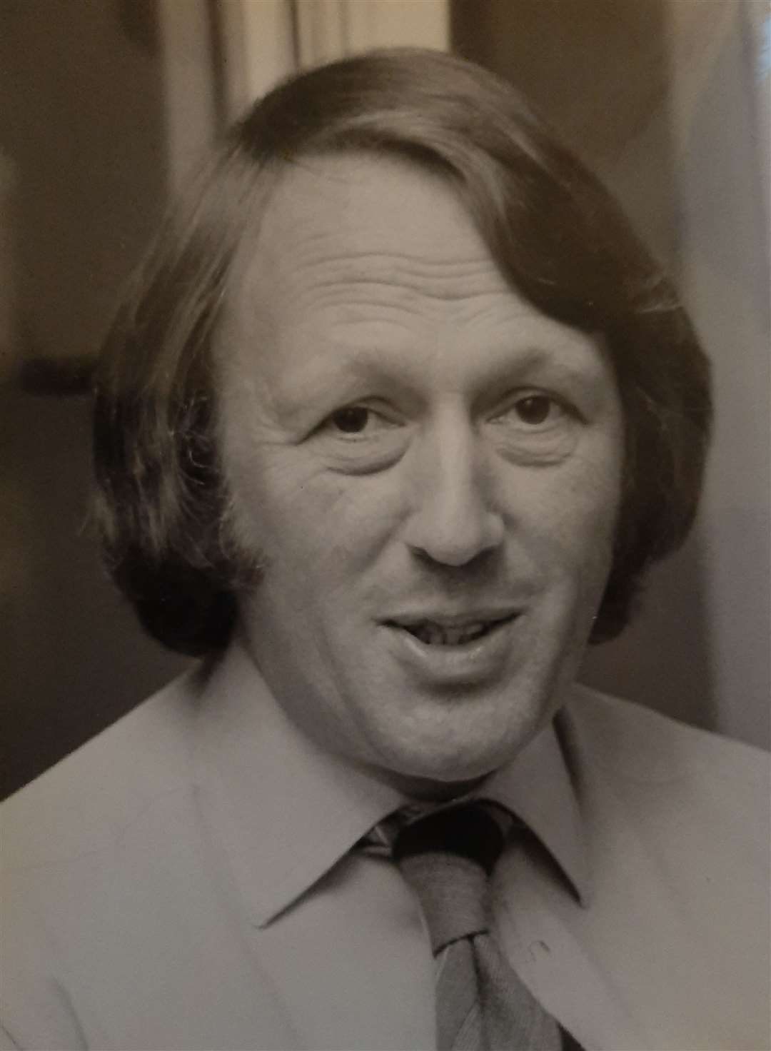 Adrian Brown has died at the age of 83. Picture: SUBMITTED