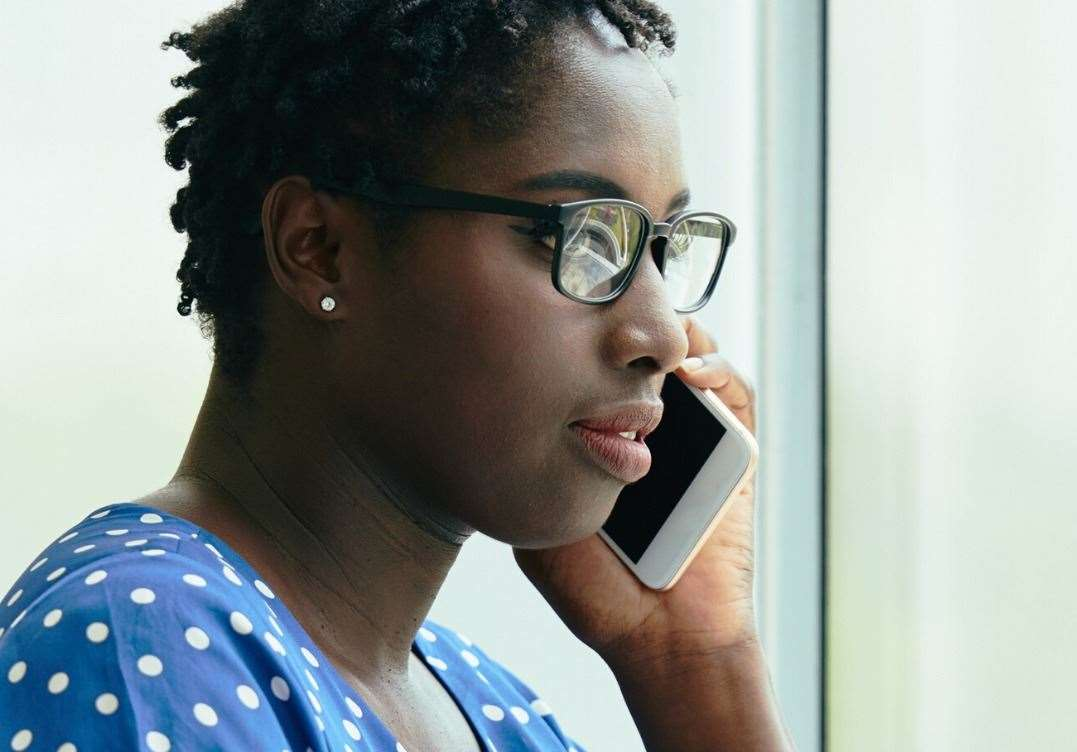 Mobile phone users are being told to reject the calls and report them